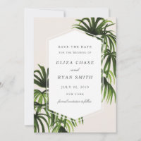 Tropical Love / Save the Date