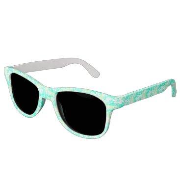 Beach Themed Tropical love sunglasses