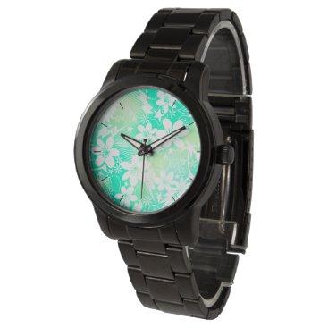 Beach Themed Tropical love watches
