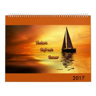 TROPICAL Lover's 2017 Calendar