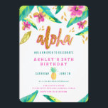 "tropical luau birthday invitation<br><div class=""desc"">tropical luau birthday invitation</div>"