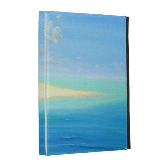 Tropical Maldives Beach Ipad Folio iPad Folio Cases