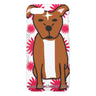Tropical Max iPhone 7 Glossy Case