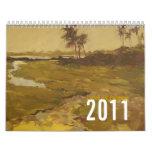 Tropical Melody, Darrell Hill Painting Calendar...