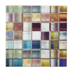 Tropical Memories Mosaic Tile Art