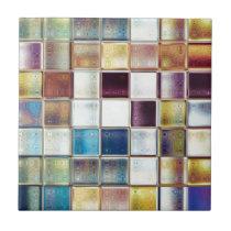 Tropical Memories Mosaic Tile Art
