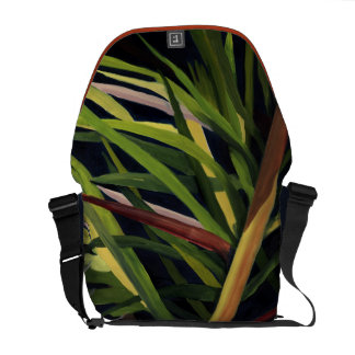 Tropical Messenger Bag
