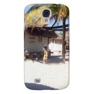 Tropical Mexico Beach Samsung Galaxy S4 Cases
