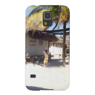 Tropical Mexico Beach Galaxy S5 Cases