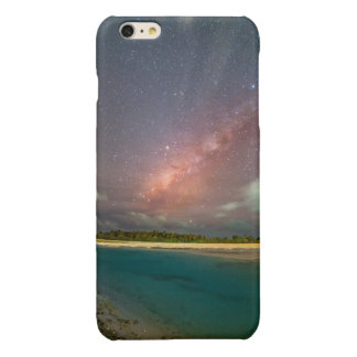 Tropical Milky way Glossy iPhone 6 Plus Case