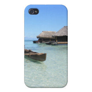 Tropical Moorea iPhone 4/4S Cases