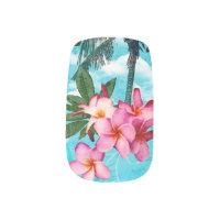 Tropical Nails Minx Nail Wraps