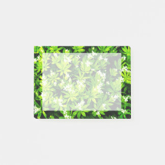 Tropical Nature Post-it Notes