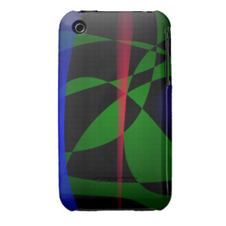 Tropical Night iPhone 3 Cases