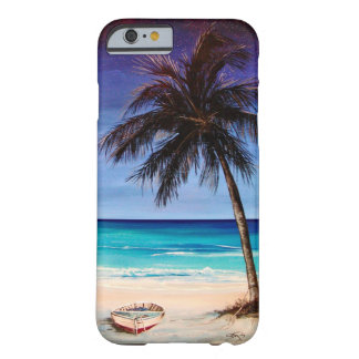 Tropical Night iphone case