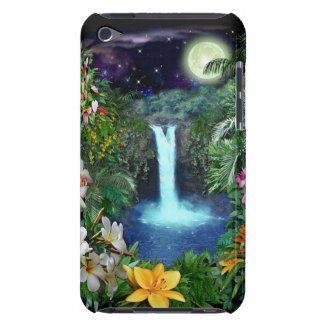 Tropical Night iPod Touch Case-Mate Case