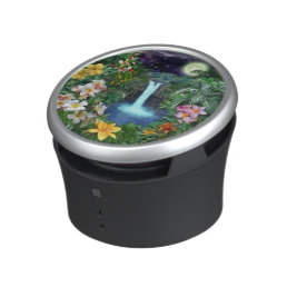 Tropical Nights Bluetooth Speaker