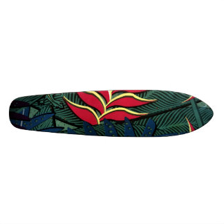 Tropical Nirvana Skateboard Deck