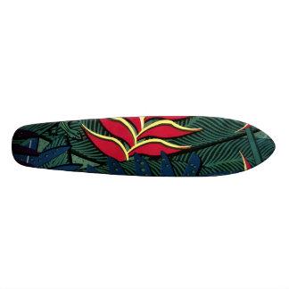 Tropical Nirvana Skateboard Deck