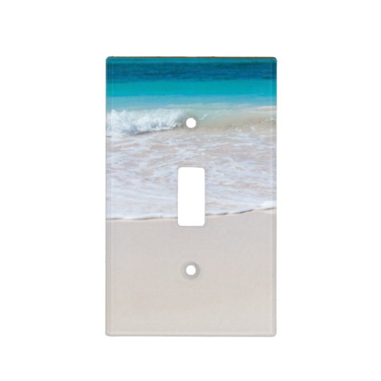 Tropical Ocean Beach Decorative Switchplate Cover