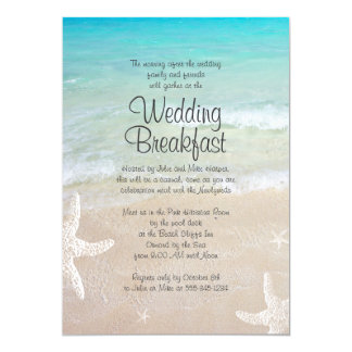 tropical_ocean_beach_wedding_breakfast_invitation r3b641f63f26c424199fc556ab84c5287_zkrqe_324?rlvnet=1 wedding breakfast invitations & announcements zazzle,Wedding Breakfast Invitations