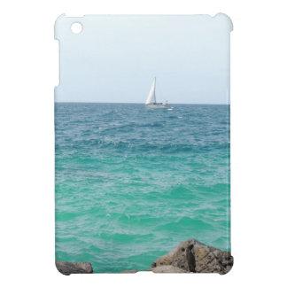 Tropical Ocean Sailing iPad Mini Cover