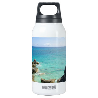 Tropical Ocean SIGG Thermo 0.3L Insulated Bottle