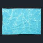 "Tropical Ocean Towel<br><div class=""desc"">Tropical Ocean turquoise water sea beach</div>"