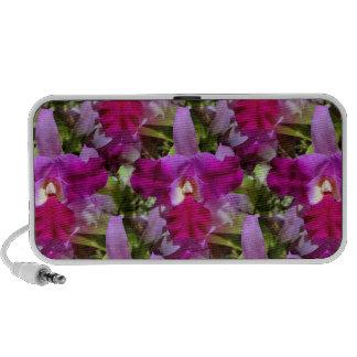 Tropical Orchid Elegance Speakers