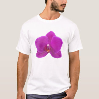 Tropical Orchid Flower T-Shirt