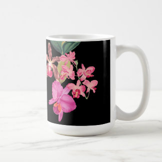 Tropical Orchid Flowers Floral Islands Mug