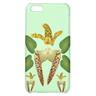 Tropical Orchid Cover For iPhone 5C