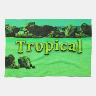 TROPICAL TOALLA