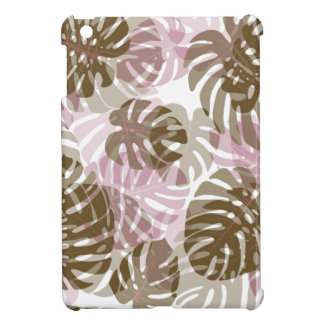 Tropical Palm Abstract iPad Mini Case