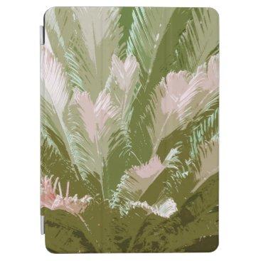 Tropical Palm Leaves Artwork   iPad Air Case