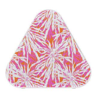 Tropical Palm Leaves Bluetooth Speaker