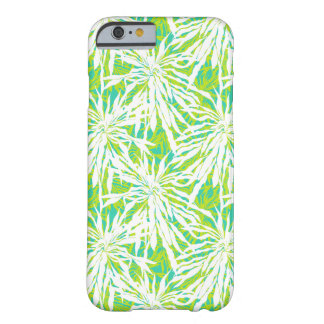 Tropical Palm Leaves Pattern iPhone 6 Case