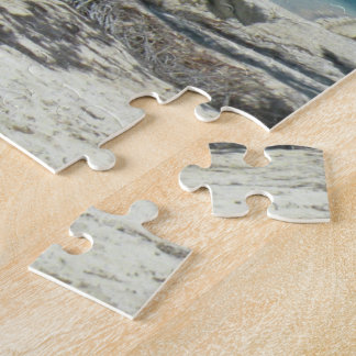 Tropical Palm Tree Beach Puzzle