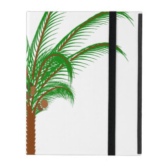 Tropical Palm Tree iPad Cover