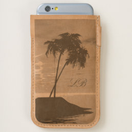 Tropical Palm Tree iPhone 6/6S Case