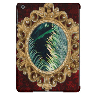 Tropical Palm Tree Leaves, Exotic Photograph Case For iPad Air