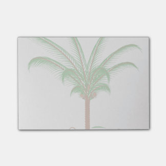 Tropical Palm Tree Post-it® Notes