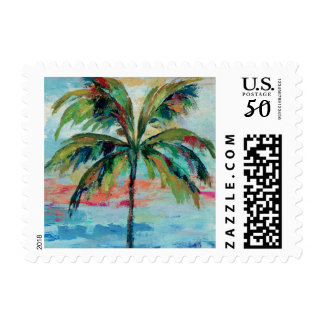 Tropical | Palm Tree Postage