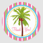 Tropical Palm Tree Stickers