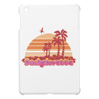 tropical palm trees hawaii bachelorette party case for the iPad mini