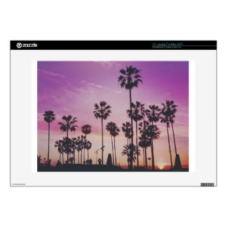 "Tropical Palm Trees Miami Los Angeles Venice Skin For 15"" Laptop"