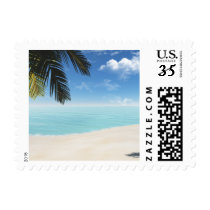 Tropical Palms postage