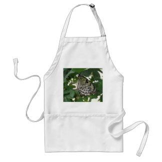 Tropical Paper Kite Butterfly Apron