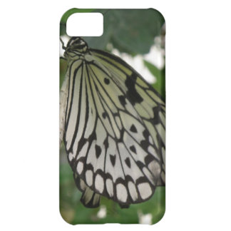 Tropical Paper Kite Butterfly iPhone Case