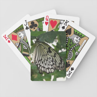 Tropical Paper Kite Butterfly Playing Cards